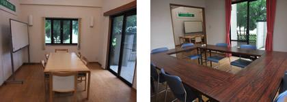 森のふれあい館第一研修室